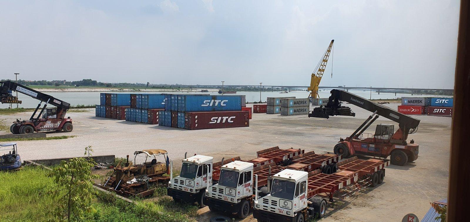 Bộ GTVT công nhận Tân cảng Quế Võ là cảng cạn thứ 10 cả nước